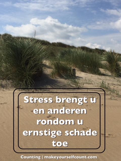 Waarom de meeste anti-stress methoden wel goed zijn maar niet goed werken…